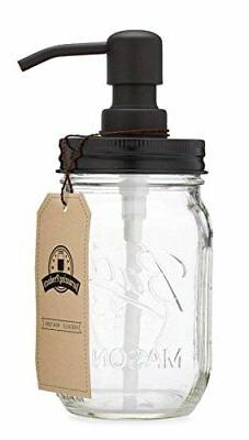 Products Mason Jar Soap Dispenser 16 Ounce Ball Mason Jar St