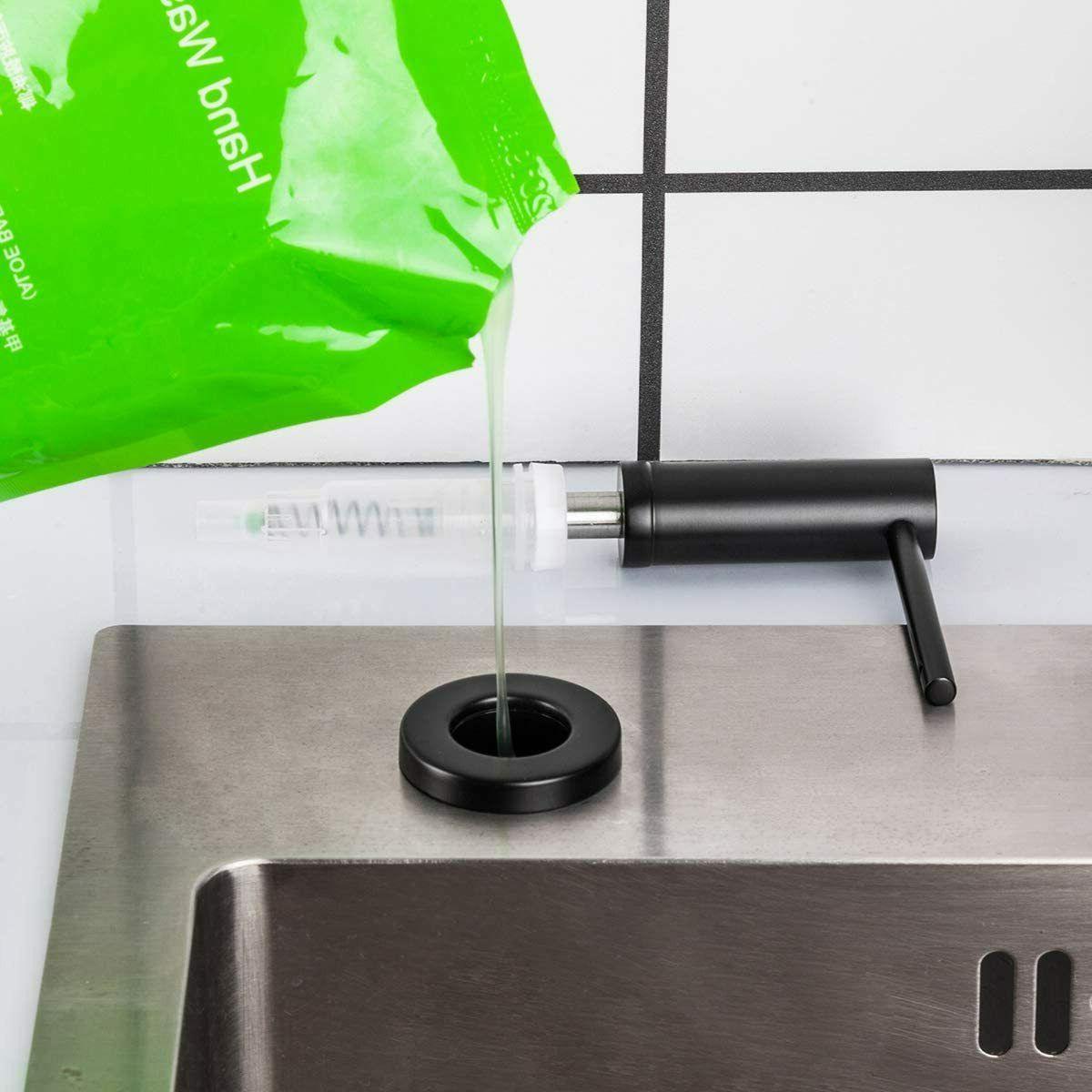 Sink Kitchen Soap Hand Dish Bottle