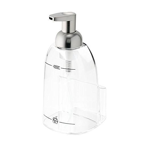 sinkworks kitchen foaming soap dispenser
