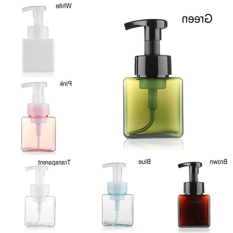 Soap Cleanser Dispenser Shampoo Travel Lotion Bottles