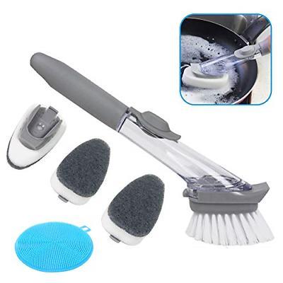 soap dispenser brush heavy duty