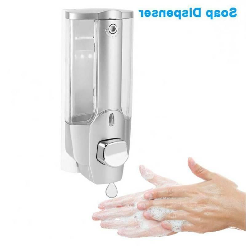 Soap Dispenser for Bathroom Kitchen 350ML Wall Liquid