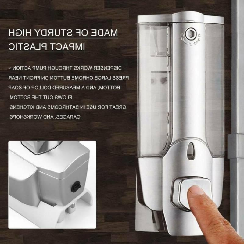 soap dispenser for bathroom kitchen hand soap