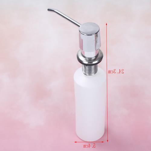 Soap shampoo pump 300ml HVU