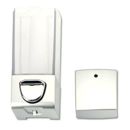 Soap Dispenser Liquid Shower Bathroom Gel Wall Mounted Toile