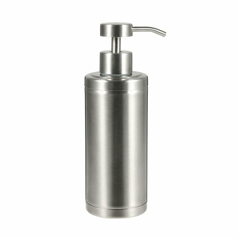 soap dispenser pump bathroom kitchen 10 oz