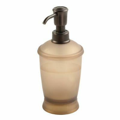 mDesign Soap Dispenser Pump 2 Pack