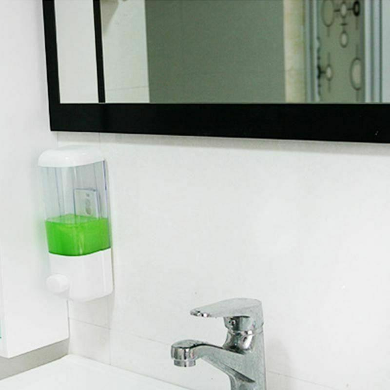 Soap Dispenser Pump Kitchen Liquid Wall Mount