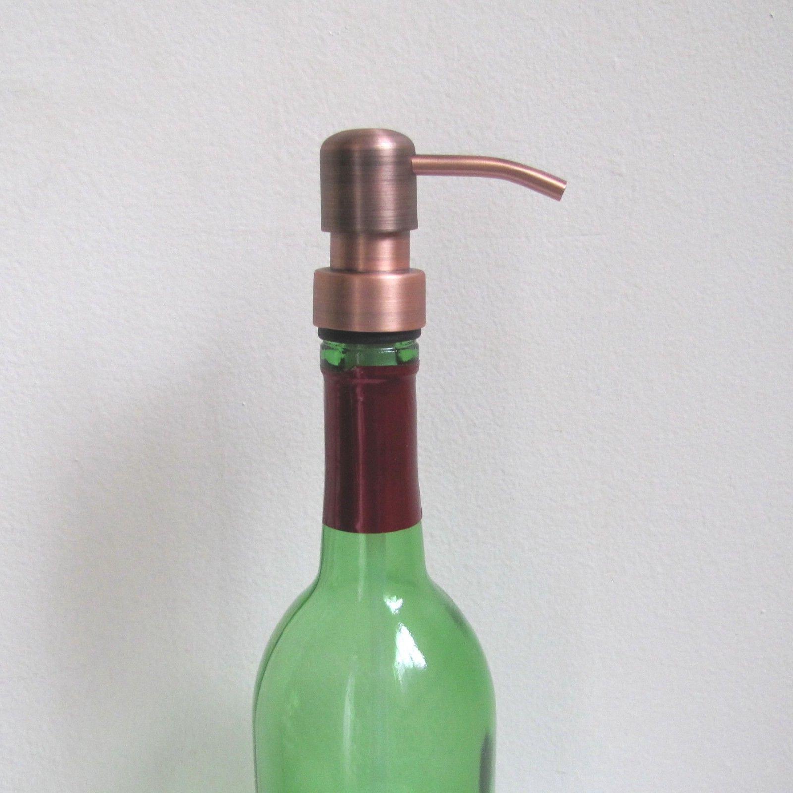 Soap Wine Liquor Bottle Jack Daniels Jar Lid