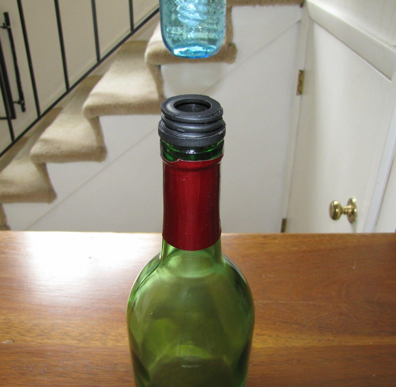 Soap Dispenser Pump Wine Liquor Bottle Daniels Lid