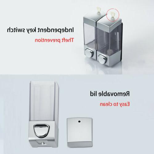 Soap Liquid Dispenser Wash Wall Press