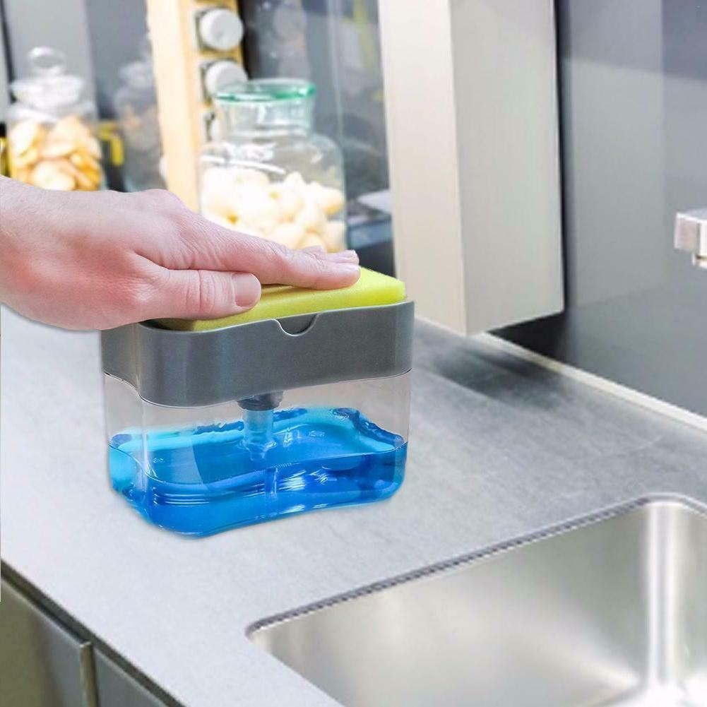 Soap Dispenser & Soap and Kitchen