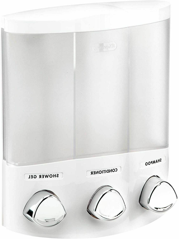 Soap Shampoo Shower Wall Mounted Body Wash Gel