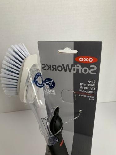 OXO Dish Storage NEW