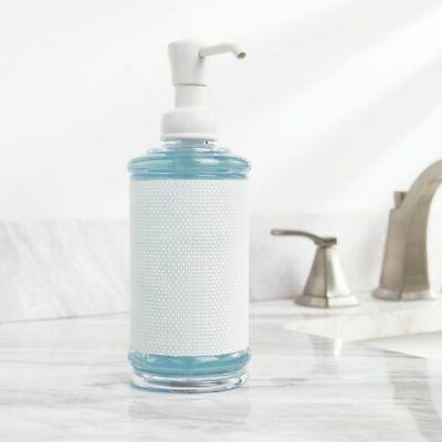 tall plastic liquid hand soap dispenser pump