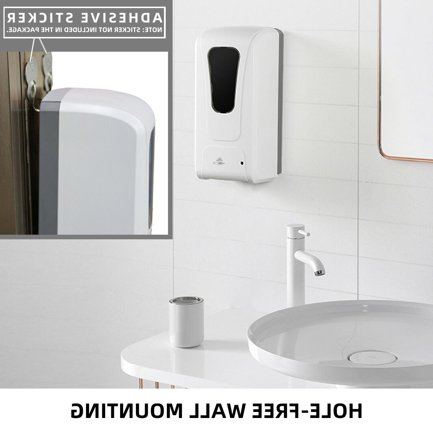 Touch-Free Wall Automatic 1000ml