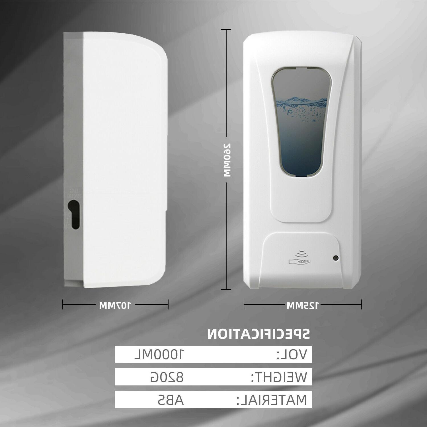 Touch-Free Foam Wall Automatic 1000ml
