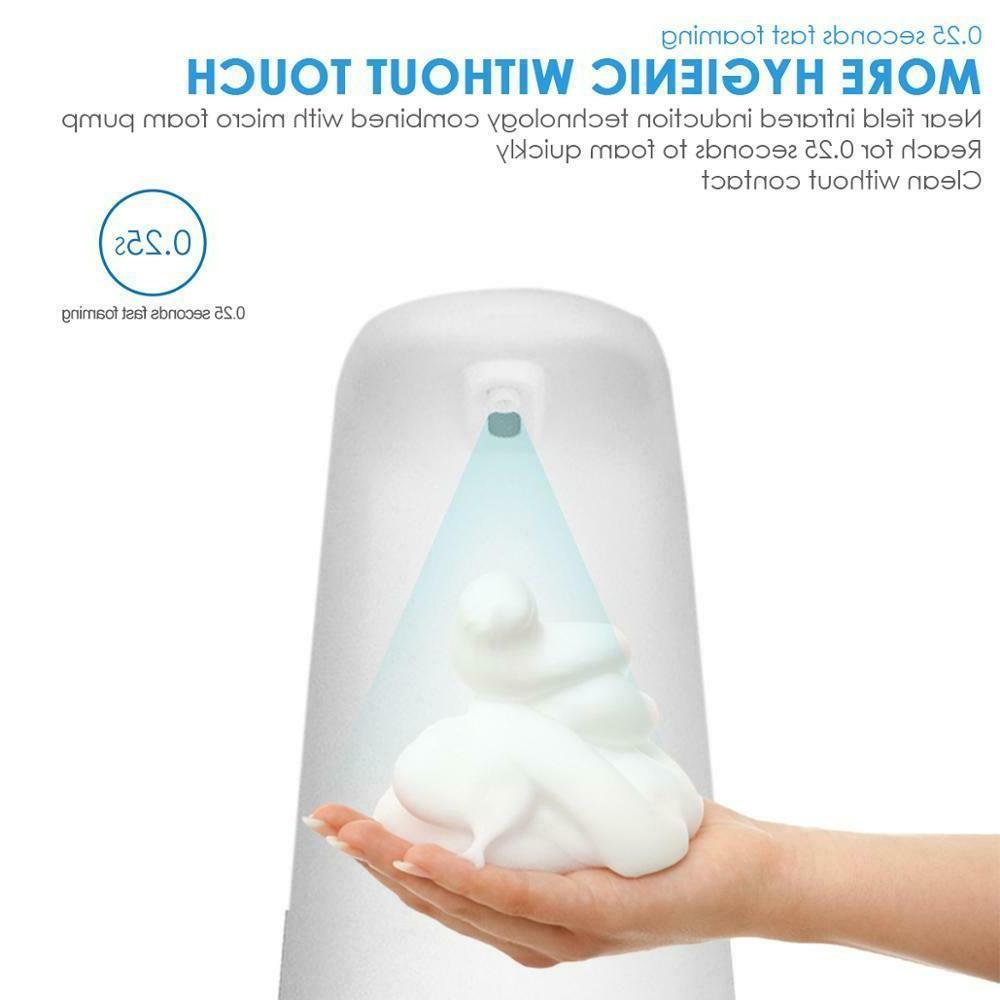 Touchless Foam Dispenser Infrared Sensor