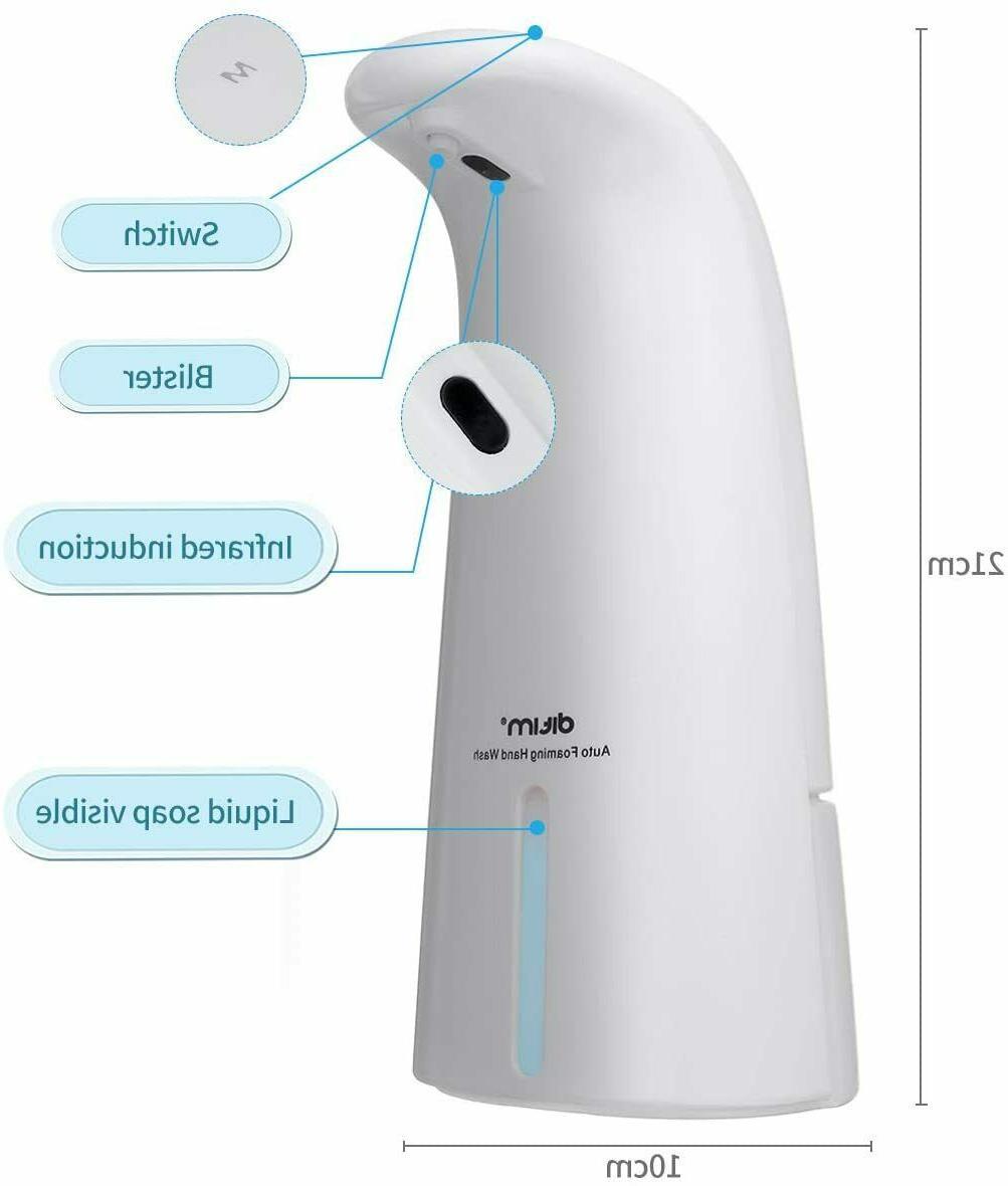 Touchless Automatic Foam Dispenser Sensor