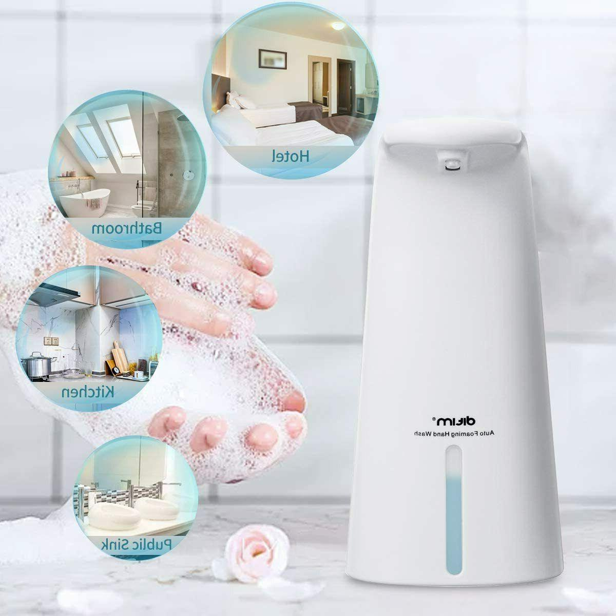 Touchless Automatic Dispenser - Infrared Motion Sensor -
