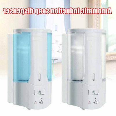 Automatic Sanitizer Hands-Free IR Sensor Kitchen