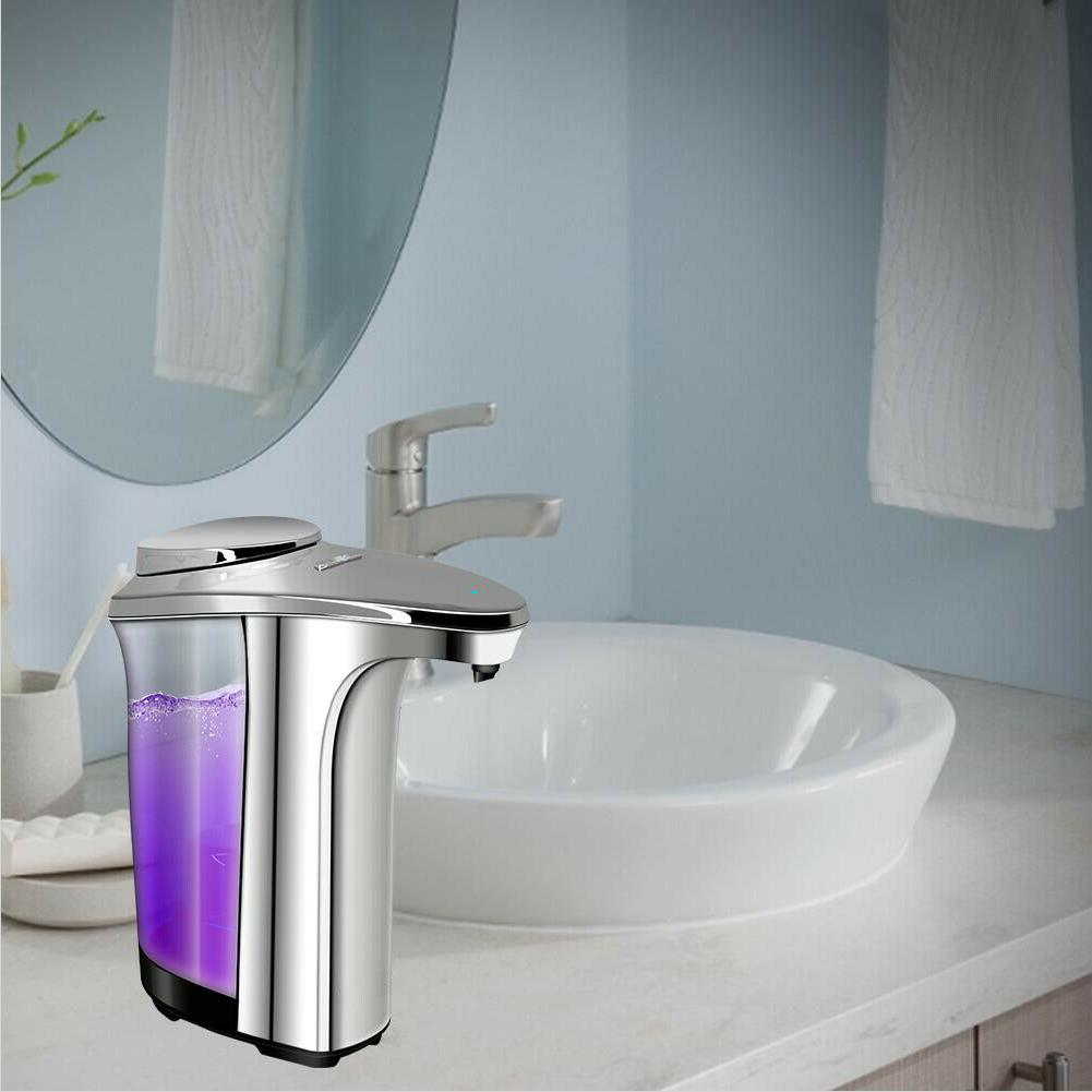 Touchless Soap Operated Dispensing