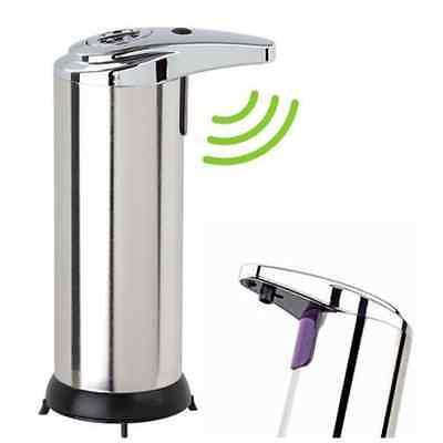 Stainless Touchless Handsfree Automatic Liquid