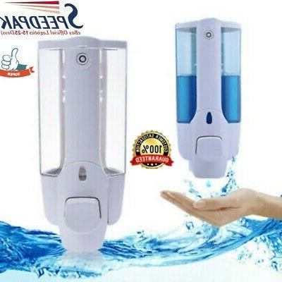 wall mounted bathroom soap dispenser shower gel