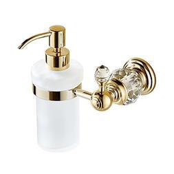 OWOFAN Liquid Soap Dispenser Pump 6.8 oz Wall Mounted Bathro