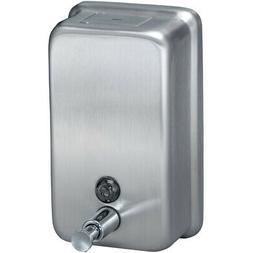 Bradley 6562-000000 Liquid Soap Dispenser, Wall Mount, Stain