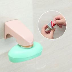 Magnetic Soap Holder Dispenser Container Adhesion Bathroom W