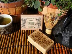 Matcha Cedar Bath Soap