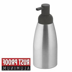 mDesign Rustproof Aluminum Liquid Hand Soap Dispenser Pump B