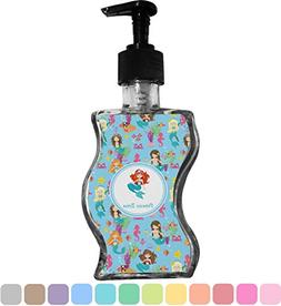 RNK Shops Mermaids Wave Bottle Soap/Lotion Dispenser