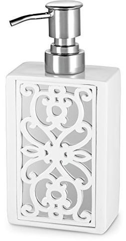 Dwellza Mirror Janette Hand Soap Dispenser  - Countertop Han