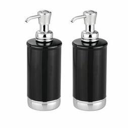 modern ceramic refillable liquid soap dispenser pump