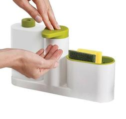 Multifunctional Washing Sponge Storage Detergent Soap Dispen