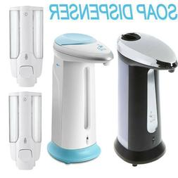 new 400ml automatic soap dispenser touch less