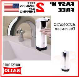 New! Automatic Liquid Soap Dispenser Touchless IR Sensor Han