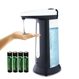 new automatic soap dispenser touch less battery