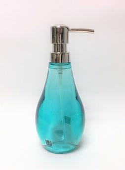 NEW UMBRA CLEAR RESIN,ACRYLIC+TEAL GREEN TINT SOAP,LOTION BA