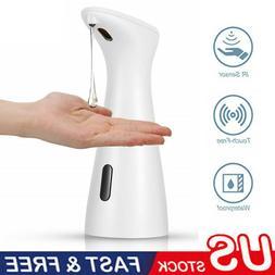 NEW Waterproof Automatic Liquid Soap Dispenser Touchless IR