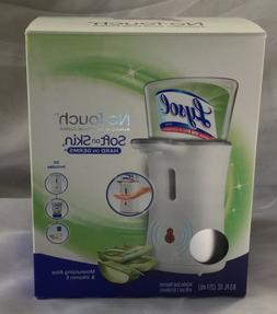no touch automatic hand soap dispenser