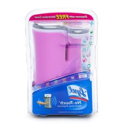 no touch automatic soap dispenser white