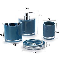 IMMANUEL Optic Designer 4-Piece Classy, Aesthetic Bathroom A