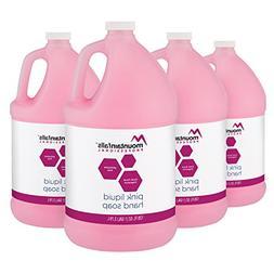 Mountain Falls Professional Pink Liquid Hand Soap Refill, 12