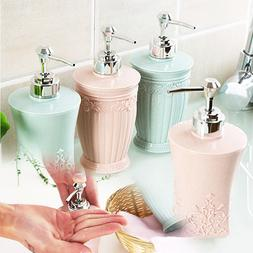 Pressing Lotion Bottle Container Shower Gel Shampoo <font><b