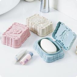 Rack Rag Holder Kitchen Bathroom Accessories Soap Box Dishes
