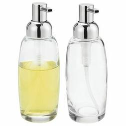 mDesign Double Liquid Hand Soap Dispenser Pump Bottle