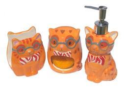 Scrubby & Sponge holder, liquid soap dispenser and napkins h